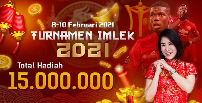 Turnamen Imlek 2021
